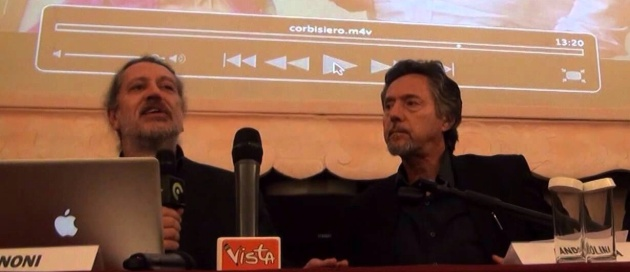 Davide Vannoni insieme a Marino Andolina