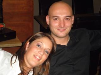 Dario e la sua ragazza, punto di riferimento nella sua vita in Belgio