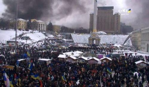 Piazza Majdan