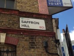 Saffron Hill