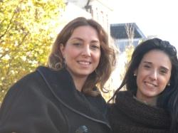 Simona e Valentina, Cosmopolitalians from Amsterdam