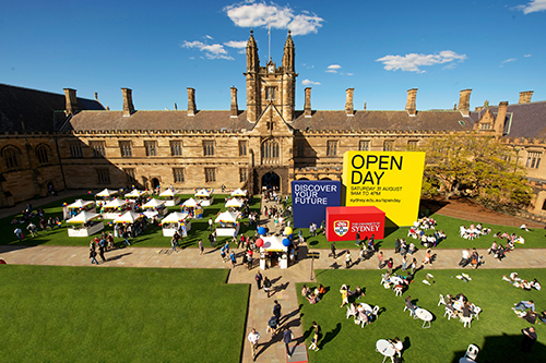 La University of Sydney è l'università più antica d'Australia